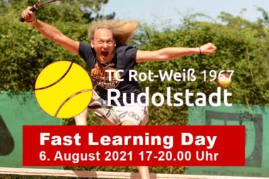 Fast Learning Day am 6. August
